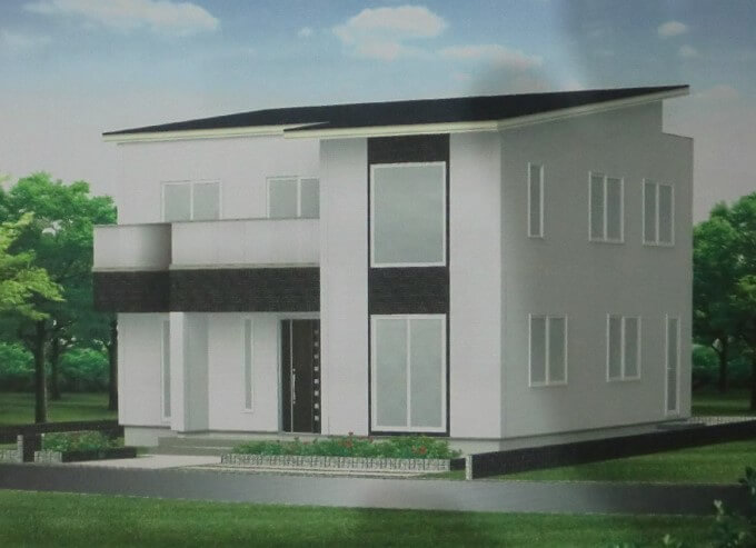 i-smart南玄関の共有二世帯住宅の間取りのご紹介