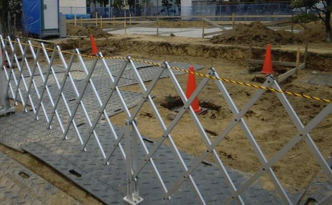 基礎工事が始まりました。2日目の現場の様子を写真多め(当社比)でお送りします。