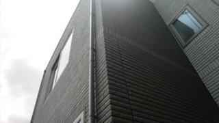 上棟41日目 基礎化粧工事と足場が解体された我が家の外観