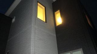 上棟52~57日目 初めて我が家の照明に灯りが灯った日