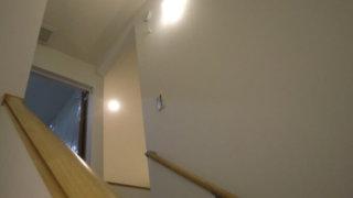 上棟57日目 灯りが灯った室内で照明のあれこれを改めて考えさせられました