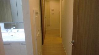 【Web内覧会・第3回】一階廊下 グルグル動線は二世帯住宅の我が家における避難経路