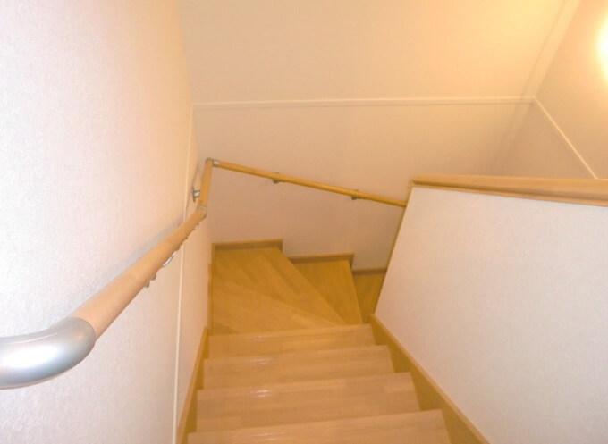 【Web内覧会・第4回】標準のボックス階段