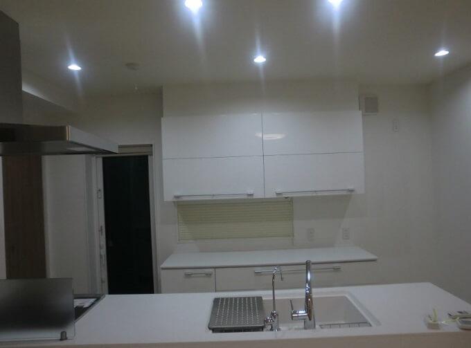 【Web内覧会・第12回】 キッチンその2 失敗した照明スイッチの場所