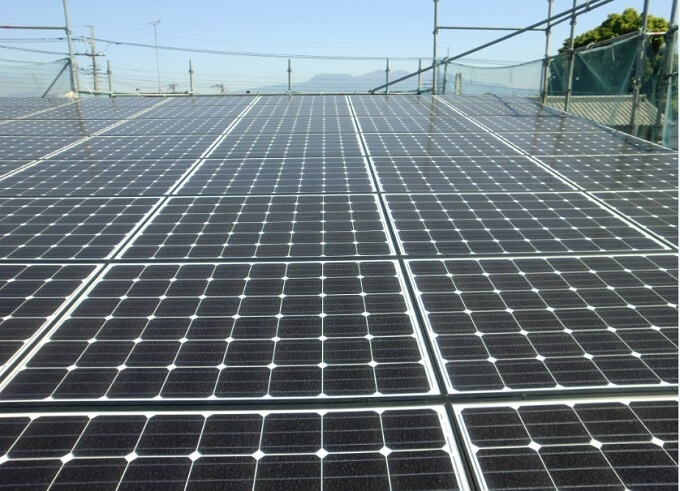 2015年9月の太陽光発電の結果と日射量から分る発電量
