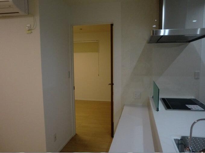 【Web内覧会・第24回】 一階寝室 ウォークインクローゼット内に設置したクローゼット