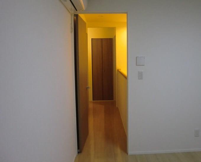 【Web内覧会・第28回】 二階廊下 たった二帖の廊下の役割
