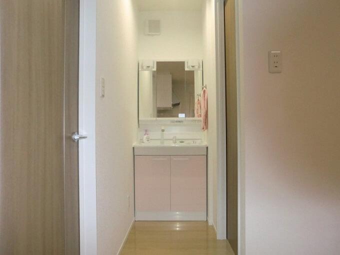 【Web内覧会・第32回】 セカンドリビングその3 セカンド洗面台 二階に水廻りを持つメリット
