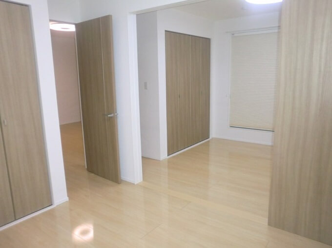 【Web内覧会・第34回】 子供部屋 二部屋を建具で仕切るデメリット