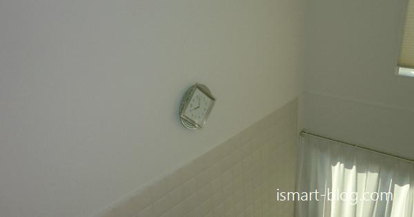 一条工務店i-smart 壁掛け時計