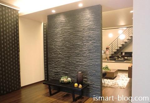 一条工務店群馬のi-concept model room