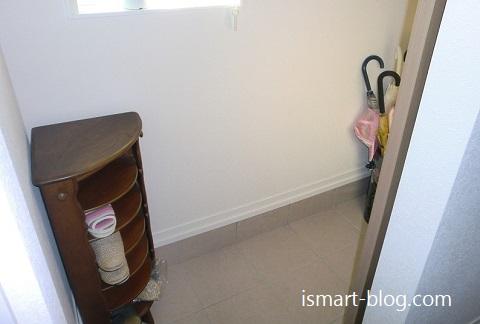 一条工務店i-smartのシューズクローク